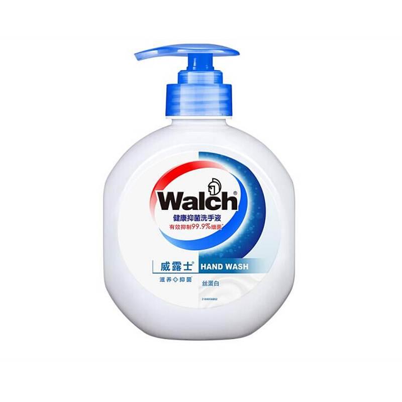 威露士(Walch)健康抑菌洗手液(丝蛋白)525ml