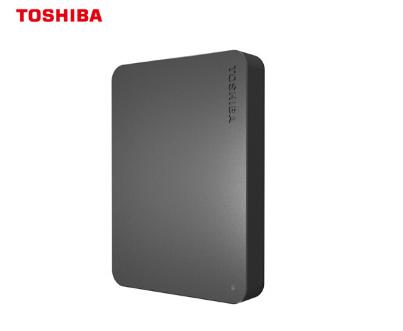 东芝(TOSHIBA) 4TB USB3.0 移动硬盘 新小黑A3 2.5英寸 兼容Mac 超大容量 稳定耐用 高速传输 爆款 商务黑