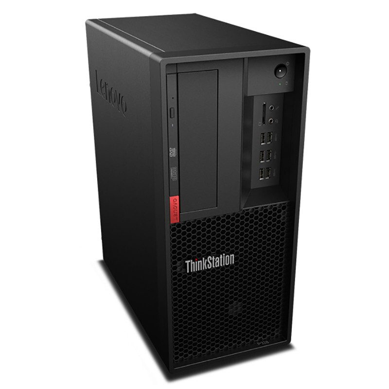 联想P328  图形工作站 配置:I7-8700 8G 256G固态硬盘 1T硬盘 P60专业显卡