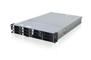 易享云S8000  E5-2407/32GB高速缓存/240GBSSD固态硬盘/4TB硬盘/24TB最大可用存储容量/2个750W热插拔电源