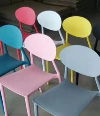 奥华 培训椅 (颜色:黄、白)