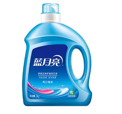 蓝月亮 深层洁净护理洗衣液 3kg/瓶