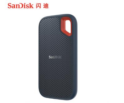 闪迪(SanDisk)1TB Type-c 移动硬盘 固态(PSSD)极速移动版 传输速度550MB/s 轻至40g IP55等级三防保护