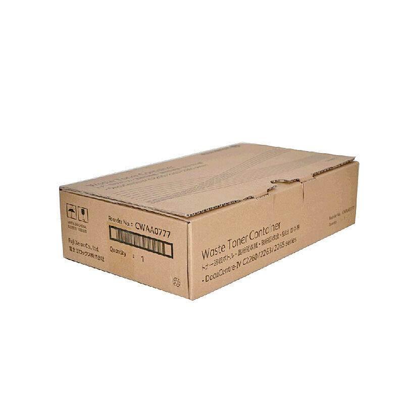 富士施乐(Fuji Xerox)IVC2260/2263/2265粉盒施乐四代4代原装墨粉硒鼓感光鼓 四代废粉盒