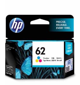 惠普(HP)C2P06AA62号 原装彩色墨盒62C