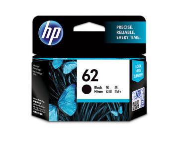 惠普(HP)C2P06AA62号 62BK黑色墨盒