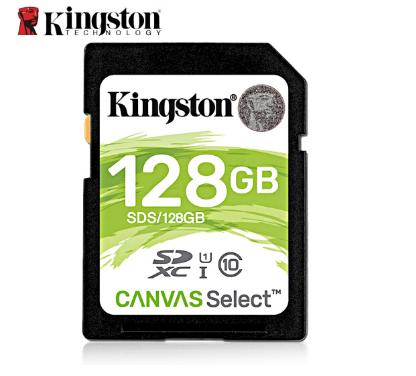 金士顿(Kingston)128GB SD存储卡
