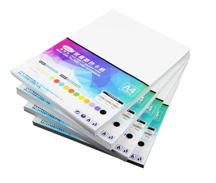 厚硬卡纸a4白卡纸 A4 230克50张(厚硬款)