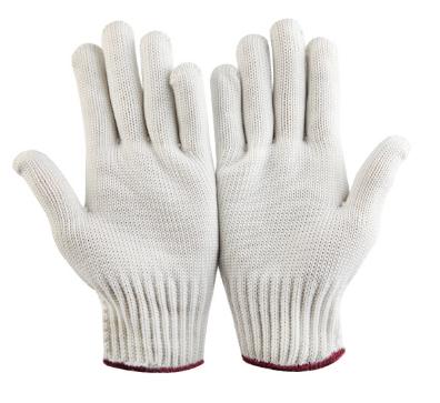 新越昌晖劳保手套加厚耐磨 防护手套线手套尼龙手套劳动纱手套工业工地工作纱手套 B11421