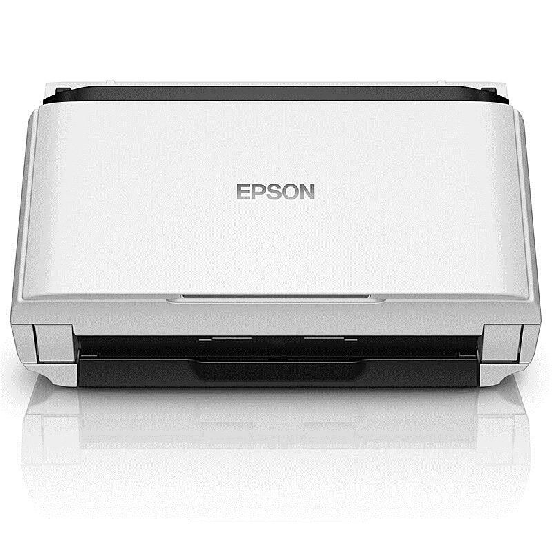 爱普生(EPSON) DS-410 A4馈纸式 高速彩色文档扫描仪 自动进纸