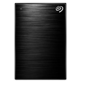 希捷(Seagate)4TB USB3.0移动硬盘 新睿品系列 2.5英寸 典雅黑