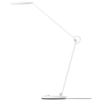 小米(MI) 米家台灯Pro 冷暖色A级无蓝光LED护眼灯语音节能学生儿童书桌宿舍折叠阅读灯 米家台灯Pro