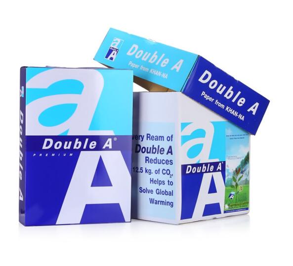 Double A 80g A4 复印纸 (整箱装 500张/包 5包/箱(2500张)