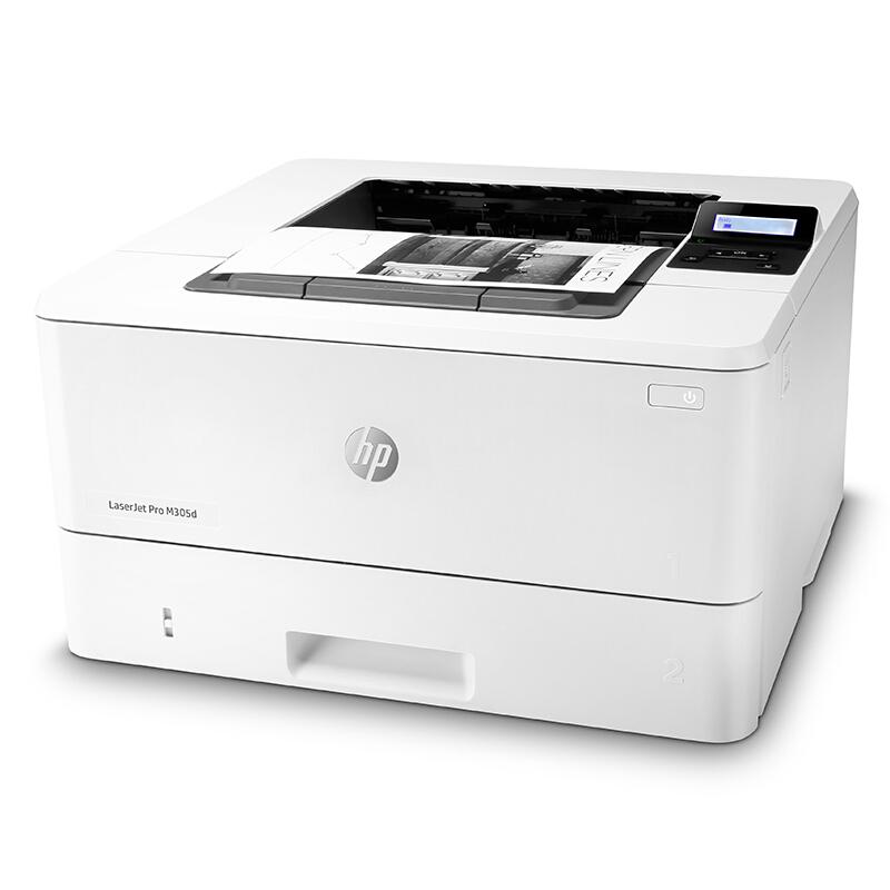 惠普HPM305d A4黑白高速双面激光打印机