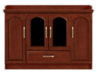 餐边柜橱柜茶水柜储物柜收纳柜(1611*400*800)