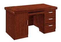 办公桌中班台主管桌办公台 木办公桌(1600*800*760)