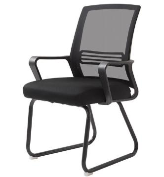 奇晟铭源 电脑椅子 办公椅培训椅弓形椅家用座椅人体工学椅 LC-142