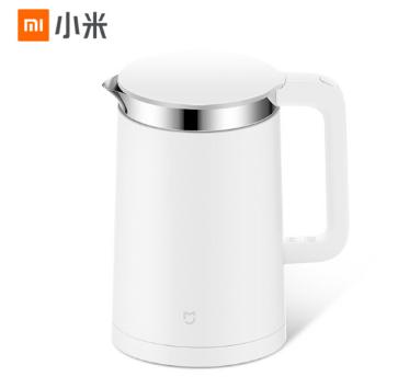 米家(MIJIA)1.5L 恒温电水壶 小米电水壶精确控温 1.5L大容量 智能控制 不锈钢电水壶 无缝一体内胆 极速沸腾