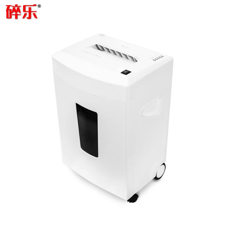 碎乐(Ceiro) E215 德[DIN 66399]5级保密 办公碎纸机 多功能无过热碎纸机