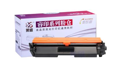 莱盛适用惠普HP18A M104A M104W M132A M132NW/FN CF218A粉盒 莱盛CF218A粉盒(不带芯片)
