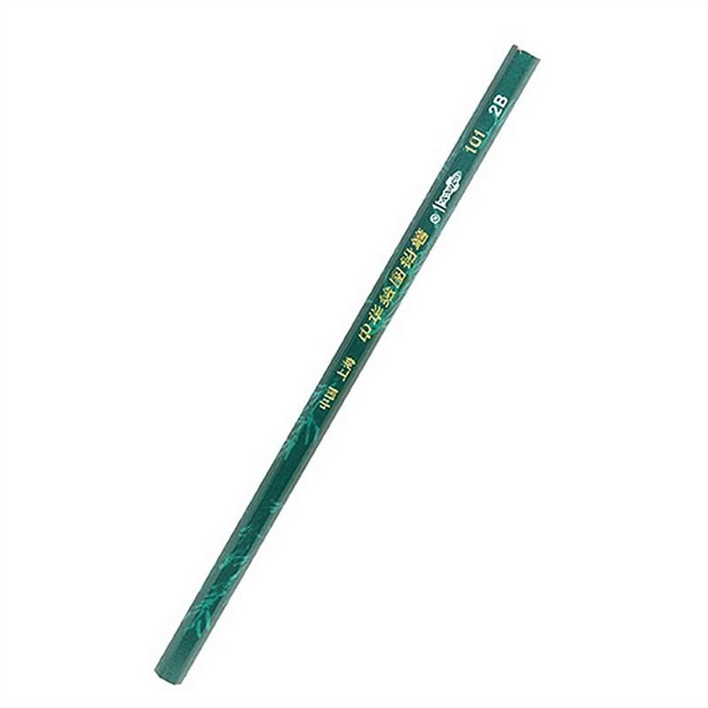 中华101-2B铅笔黑色12支装/盒