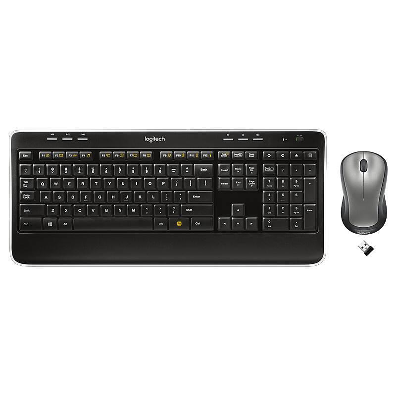 罗技MK520键鼠套装(套)