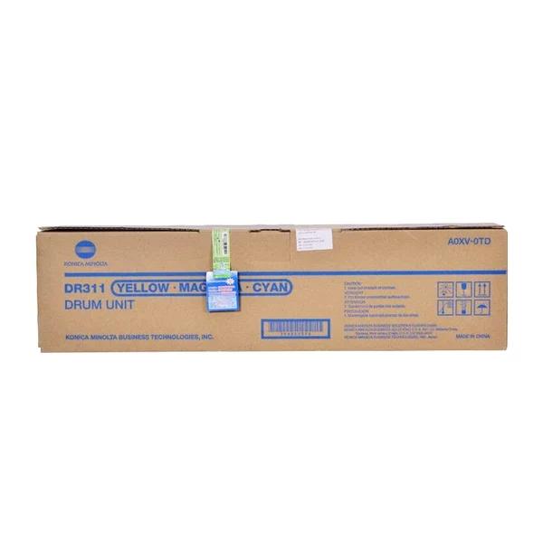 柯尼卡美能达 DR311 鼓组件 (单位:只) 黄 (适用机型:C360/C280/C220)